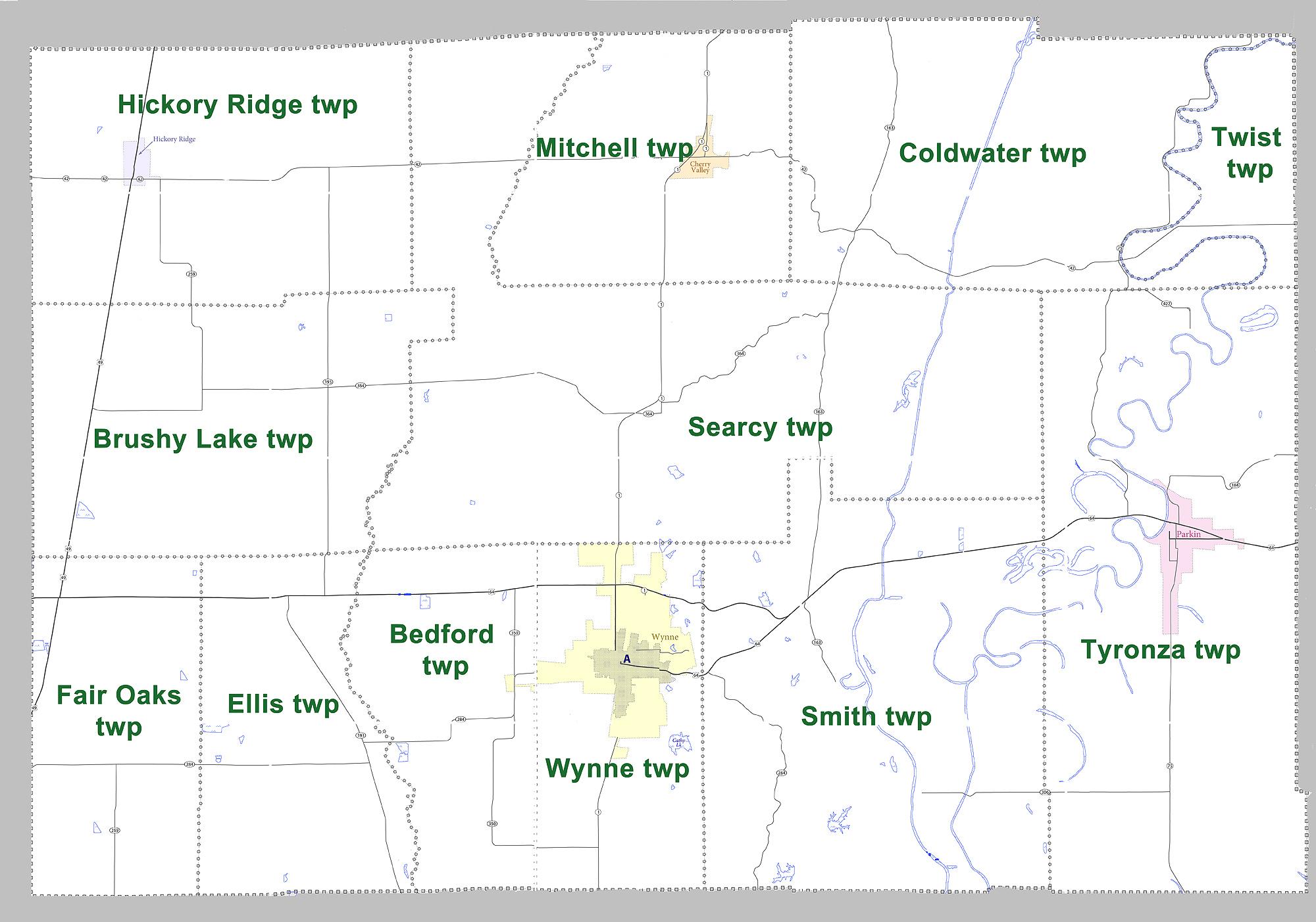 Cross_County_Arkansas_2010_Township_Map_large