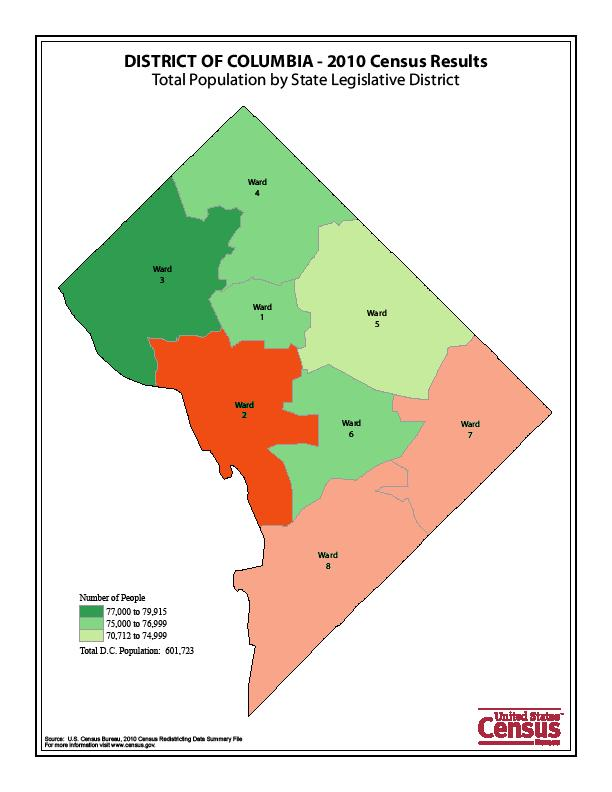 homejamesus dc ward map